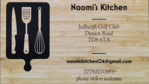 Catering Naomi S Kitchen Jedburgh Golf Club